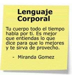 lenguaje corporal, gesticular con las manos, tu mirada, hablar con el cliente, cerrar una venta, mover el cuerpo, tu sonrisa, comunicación no verbal