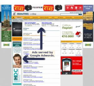Google Ads, google display