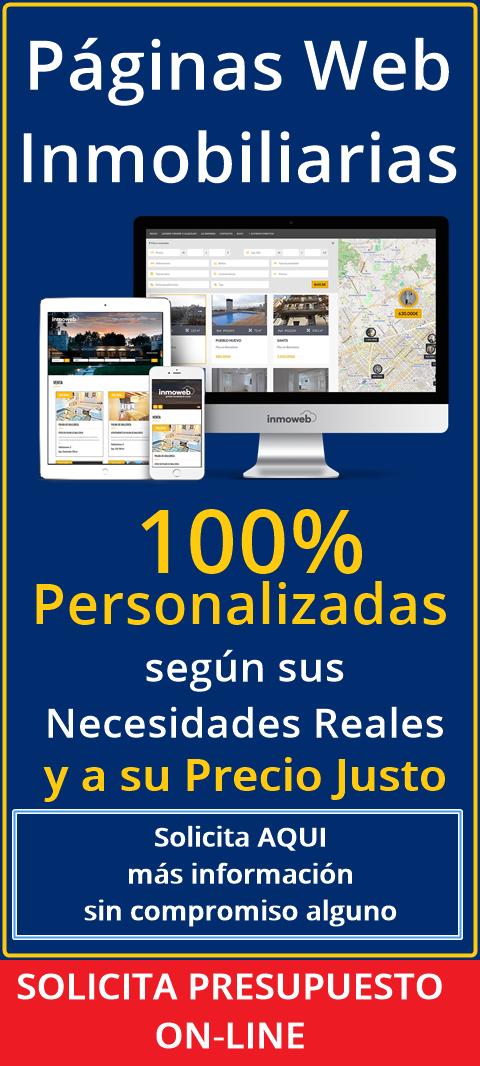 Páginas Web Inmobiliarias LPAWEB.COM
